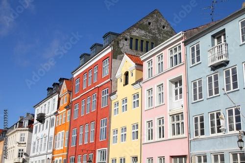 Photo  Copenhagen - Nyhavn street