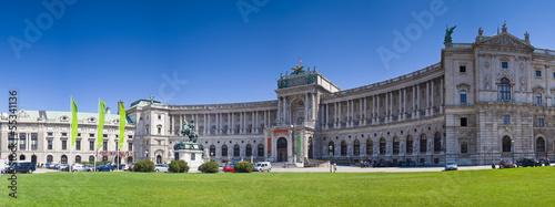 Foto op Canvas Wenen Hofburg Palace Vienna