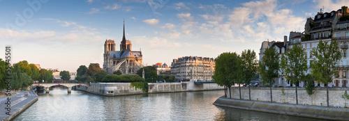 Obraz na plátně  Notre Dame, Paris