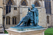 Constantine The Great In York, England
