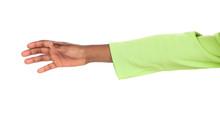 Child Hand Reaching