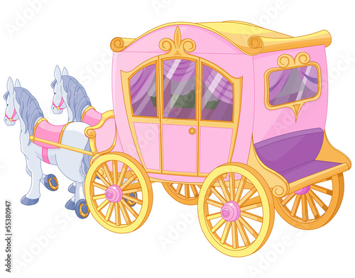 princess-carriage