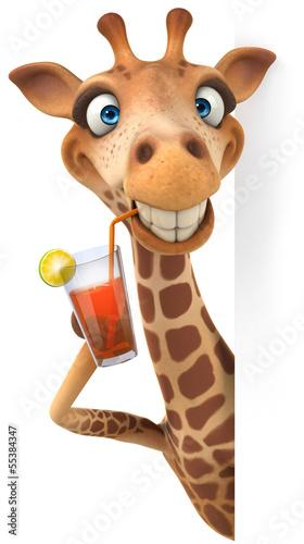 zabawna-zyrafa