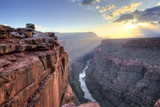 Grand Canyon Toroweap Point Sunrise