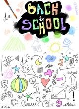 Back To School, Doodle School ...