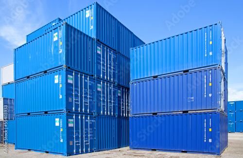 Fotografia  Container
