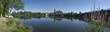 Salamanca river panoramic