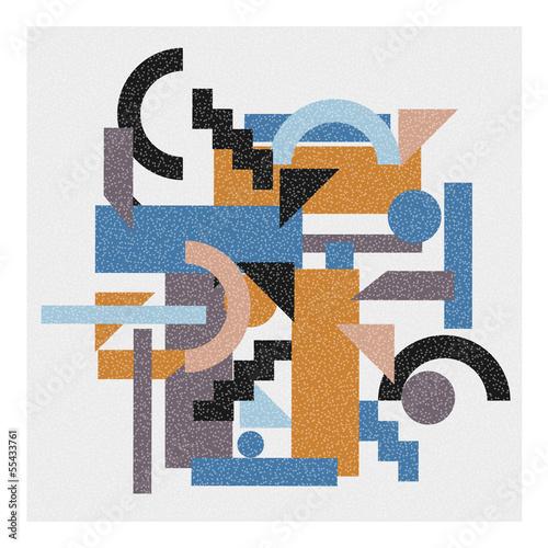 streszczenie-tlo-geometryczne-w-stylu-kubizmu
