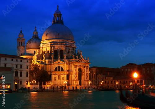 Staande foto Venice Venice at sunset