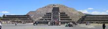 Pirmide De La Luna In Teotihua...