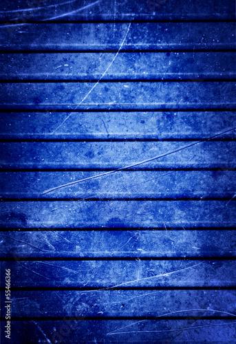 Fotografia, Obraz  Blue grunge background