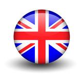 Fototapeta Londyn - flag united kingdom