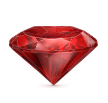 Ruby Red Icon