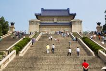 Nanjing - Mausoleum Of Sun Yat...