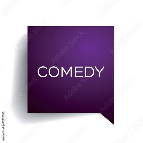 Movie or TV gengre: Comedy Poster