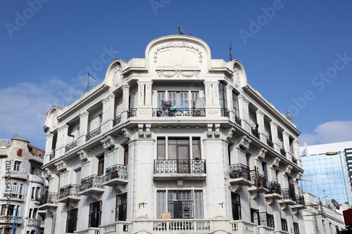 Art Deco architecture in Casablanca, Morocco