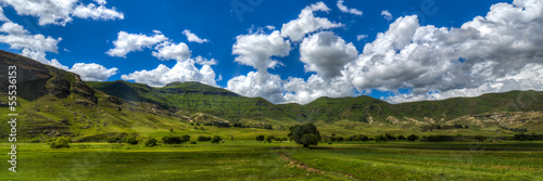 Lesotho Landscape