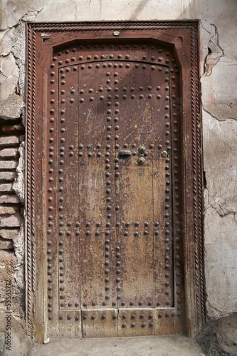 Fototapeta drzwi   drzwi-marokanskie