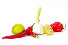 Chili, Garlic And Lime