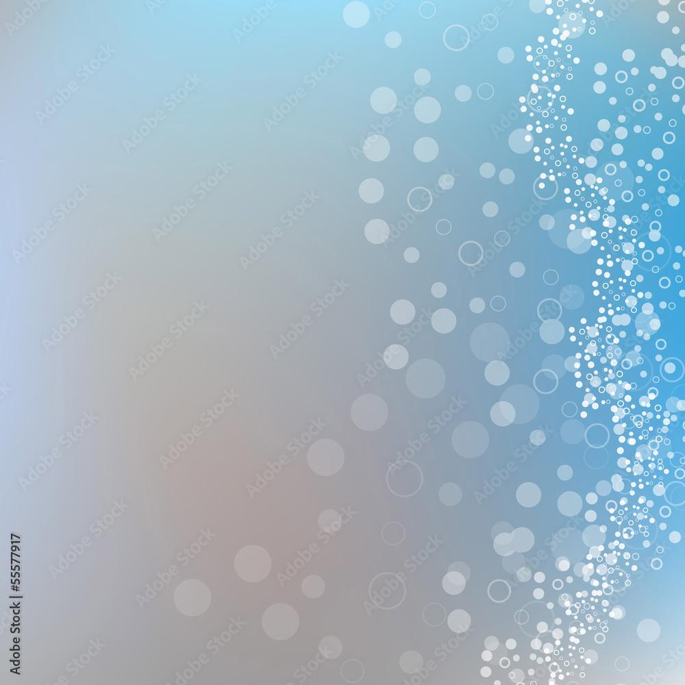 Fototapeta woda - abstrakcyjne tło