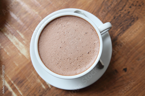 Recess Fitting Chocolate hot chocolate