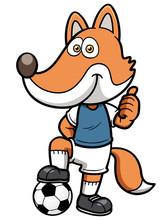 Vector Illustration Of Soccer ...