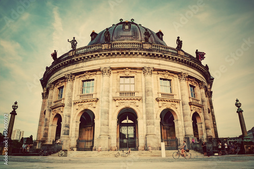 The Bode Museum, Berlin, Germany Poster