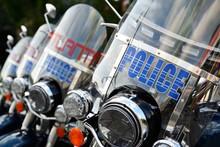 Atlanta Police Motorbikes