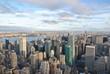 New York City dall'alto