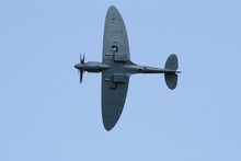 Spitfire Under Carriage