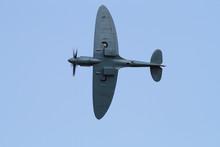 Spitfire Under Carriage