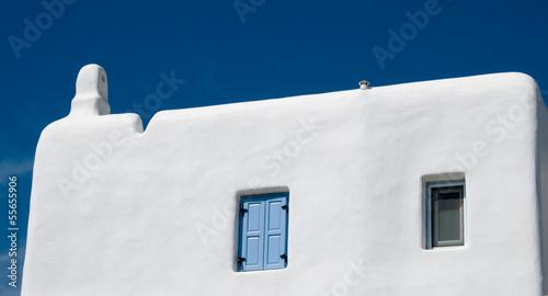 Fototapety, obrazy: Cycladic house, Mykonos