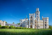 Bohemian Castle Hluboka Nad Vl...