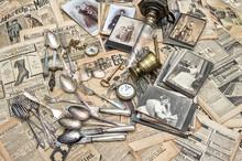 Antique Goods Prepared For Sec...