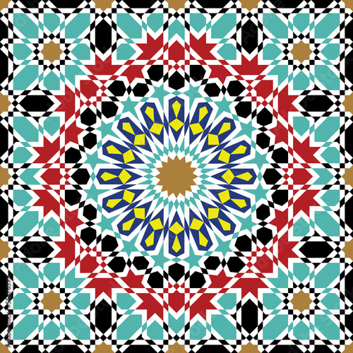 Douma Seamless Pattern