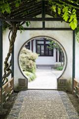 Fototapeta Architektura Chinese traditional garden - Suzhou - China