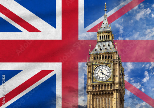 Cuadros en Lienzo Big Ben London