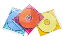 Three CD In Boxes