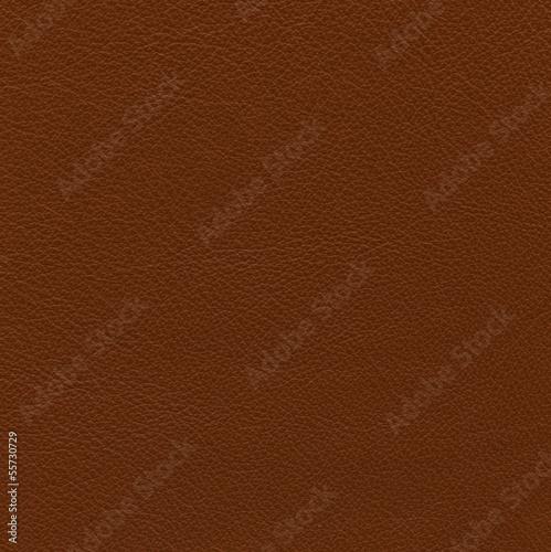 Fotobehang Stof Brown leather texture closeup.