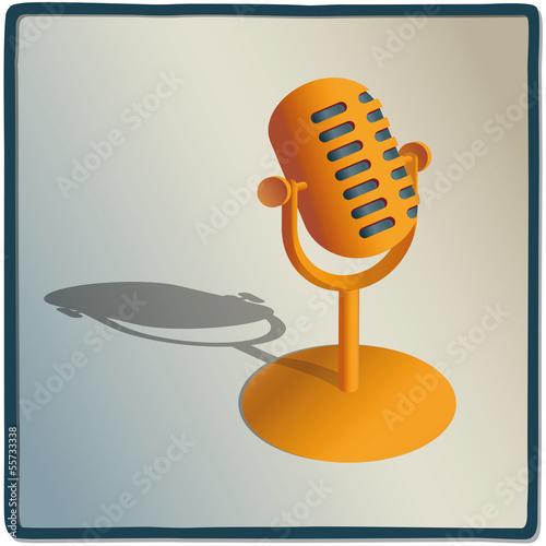 Valokuva  microfono