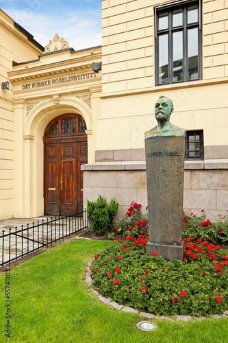 Norwegisches Nobel-Institut in Oslo
