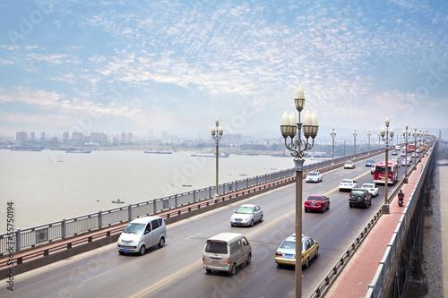 Tela  Nanjing - Yangtze River Bridge, built in 1968