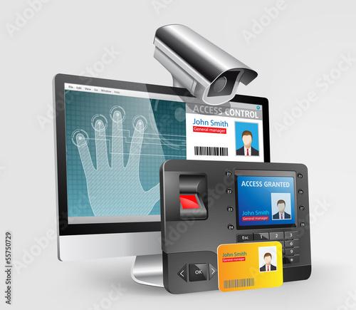 Fotografía  Access control
