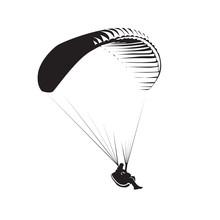 Paragliding Theme, Parachute C...