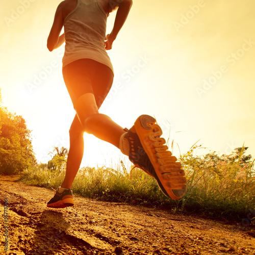 Foto-Schmutzfangmatte - Runner (von Dudarev Mikhail)