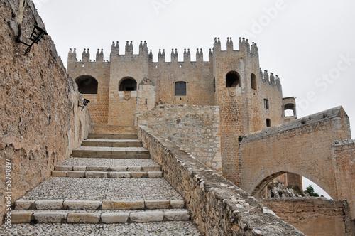 Castillo de Vélez-Blanco, Almería (España)
