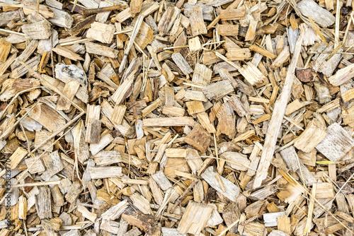 Fényképezés  Wood chips