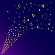 Sternen-Shower