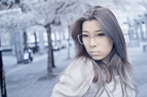 Photographie  Asian beauty