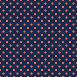 red polka dots seamless texture pattern